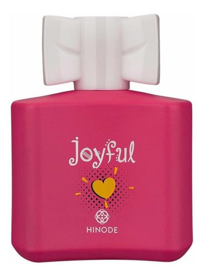 Perfume Joyful Hinode 100 Ml Original + Brinde Grátis