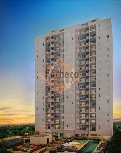 Imagem 1 de 8 de Apartamento No Morumbi, 64 M² 03 Dormitórios, 01 Suíte, 01 Vaga, R$ 365.215,00 - 1565