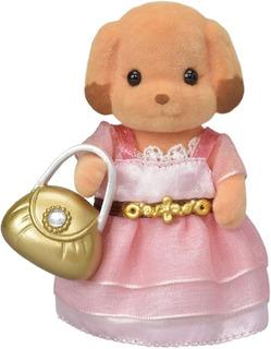 Sylvanian Families Caniche Toy Con Accesorios 6004