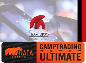 Pacote Rafa Trader - Camptrading Ultimate + Starter + Brinde