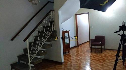 Imagem 1 de 30 de Sobrado Com 4 Dormitórios À Venda, 306 M² Por R$ 1.270.000,00 - Vila Romana - São Paulo/sp - So0237