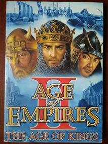 Livro Oficial Do Jogo Age Of Empires Ii - The Age Of Kings