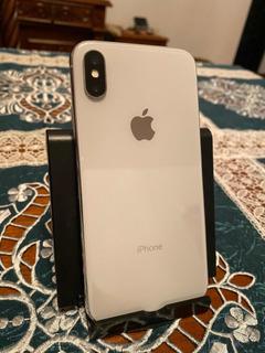 iPhone X 64gb Prata Com Nota Fiscal