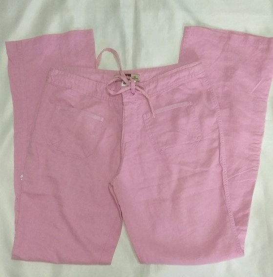 Pantalon Jeans Mono Dama Casual Importado Talla M