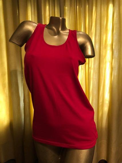 Remera Musculosa De Modal Mujer