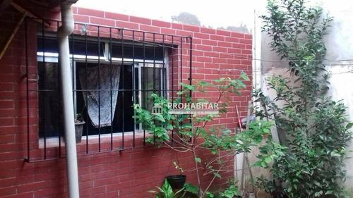 Imagem 1 de 26 de Sobrado Com 4 Dormitórios À Venda, 85 M² Por R$ 280.000,00 - Vila Natal - São Paulo/sp - So2739