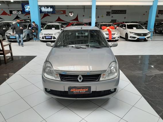 Renault Symbol 1.6 Privilège 16v Flex 4p Manual