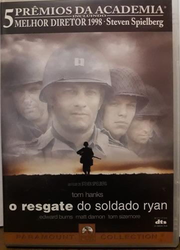 Imagem 1 de 4 de Dvd - O Resgate Do Soldado Ryan - Steven Spielberg