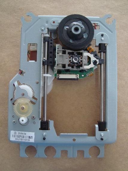 5 Leitor Unidade Optica Sf-hd850 Com Mecanismo Dvm34 Novo