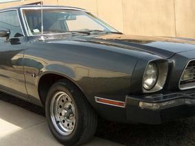 Ford Mustang 1974 Nacional