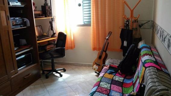 Apartamento Residencial À Venda, Saboó, Santos. - Ap4308