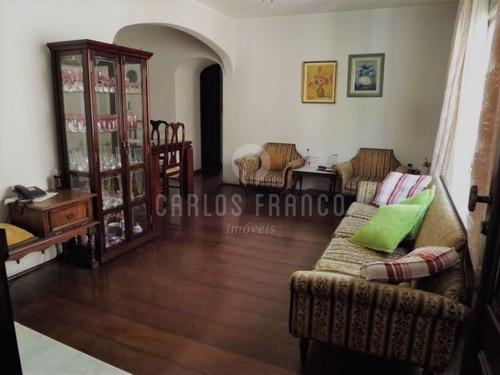 Apartamento Com Três Dormitórios, Uma Suite 2 Vagas - Cf39757