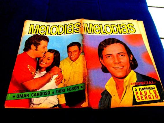 Melodias Paulo Sergio Dori Edson Os Mutantes Regina Duarte