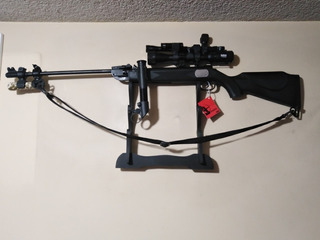 Rifle De Aire. 5.5mm - Sparta