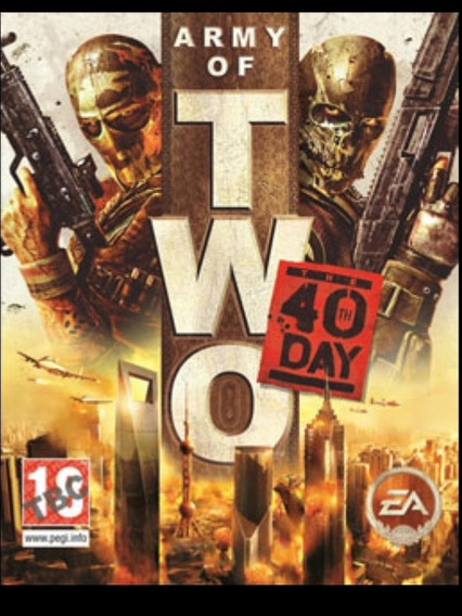 Army Off Two: The 40th Day