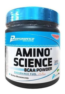 Bcaa Amino Science - 600g - Performance Escolha Sabor