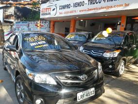 Toyota Corolla 2.0 16v Xrs Flex Aut. 4p Financio Leia!