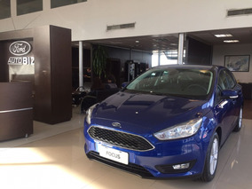 Ford Focus S 5p Anticipo Y Ctas - Entrega Inmediata