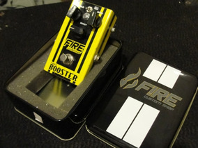 Pedal Fire Power Booster Com Caixa! Ótimo Estado!
