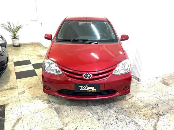 Toyota Etios 1.3 2013