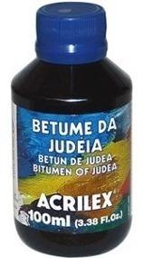 Betume Da Judéia 100ml 15810 - Acrilex-mdf-artesanato