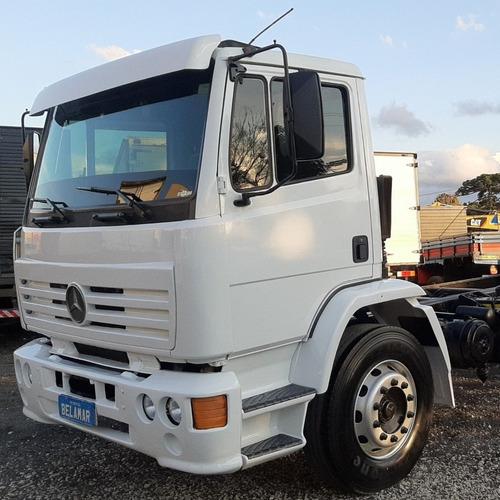 Caminhão Mb 1720 1620 1618 6x2 Frontal Chassi