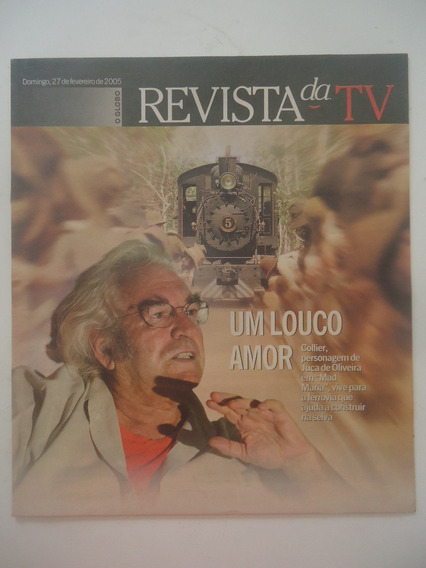 Revista Da Tv #27-fev-2005 Juca De Oliveira