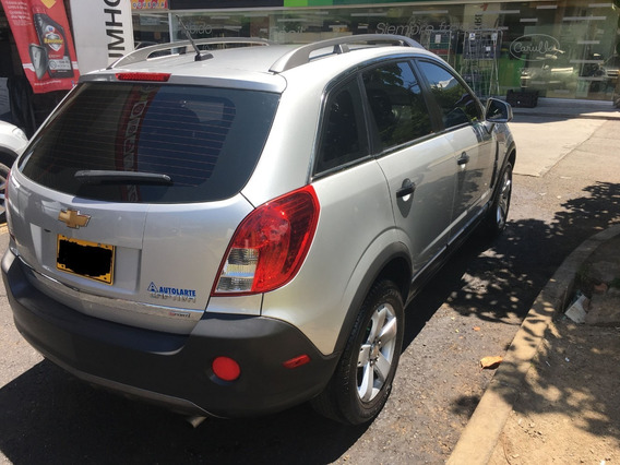 Chevrolet Captiva 2017 En Excelente Estado