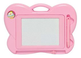 Brinquedo Lousinha Mágica Rosa Para Menina Borboleta Criança