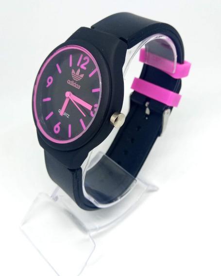 Relógio Feminino Tendência Verão 2020 + Caixa Transparente