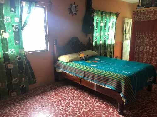 Casa En Venta Colonia Guadalupe Tepeyac, Nanchital, Ver.