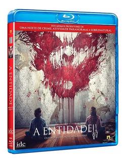 Blu-ray A Entidade 2 Lacrado Original Novo