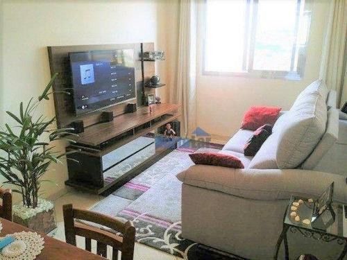 Imagem 1 de 16 de Apartamento Com 2 Dormitórios À Venda, 48 M² Por R$ 275.000,00 - Jardim Tiro Ao Pombo - São Paulo/sp - Ap5597