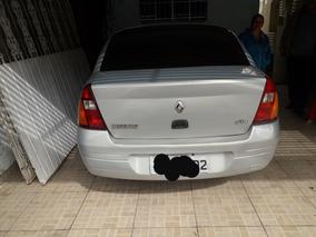 Renault Clio Sedan 1.0 16v Rl 4p 2002