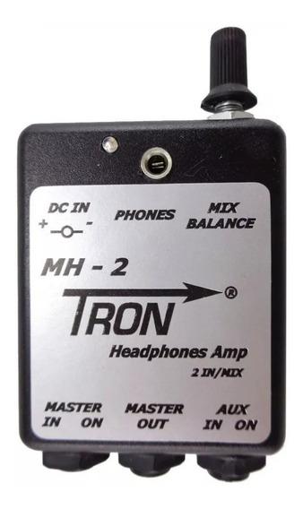 Amplificador De Fones Tron Mh2
