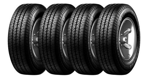 Kit X 4 Neumáticos Michelin Agilis 51c - Cubiertas 195/60 R1