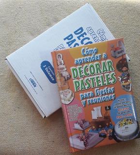 Libro Como Aprender A Decorar Pasteles Para Fiestas
