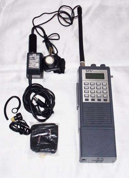 Rádio Vhf Aeronáutico Sts Av 7600 (sem Bateria )