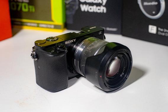 Câmera Sony A6000 + 2 Lentes + Bolsa De Brinde
