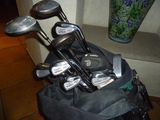 Set De 12 Palos De Golf Tech Edge Con Bolsa