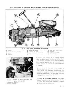 Taller de mano libro Deutz motor 712 tractor d15 f1l712