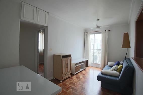 Apartamento Para Aluguel - Bela Vista, 1 Quarto, 39 - 893000978