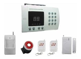 Alarma Telefonica Fija 99 Zonas Inalambricas Casa Oficina
