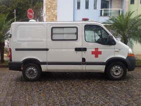 Ambulancia Renault Master 2010 Uti Movel