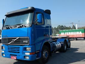 Volvo Fh12 380 1998 6x2 Trucado Conservado Rapido Caminhoes