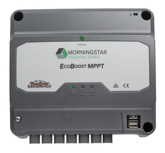Regulador Solar Mppt Morningstar Ecoboost 30a 12/24v