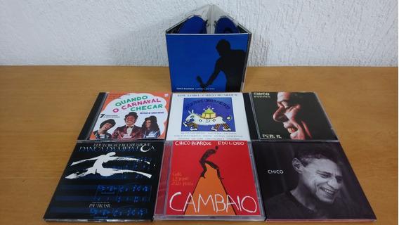 Coleção Chico Buarque 7 Cds