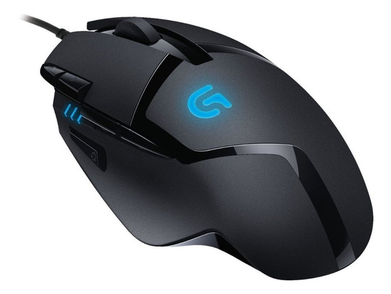Mouse Gamer Logitech G402 Hyperion Fury - 4000 Dpi - 1 Ms