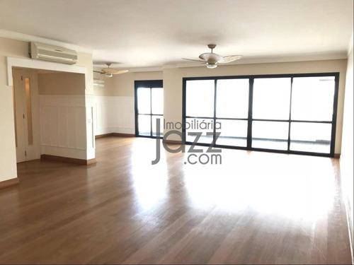 Apartamento Com 4 Dormitórios À Venda, 240 M² Por R$ 1.200.000 - Jardim Irajá - Ribeirão Preto/sp - Ap5020