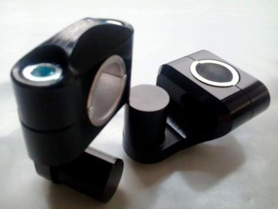 Adaptador Guidao Oxxy Regulavel 28,6mm Preto